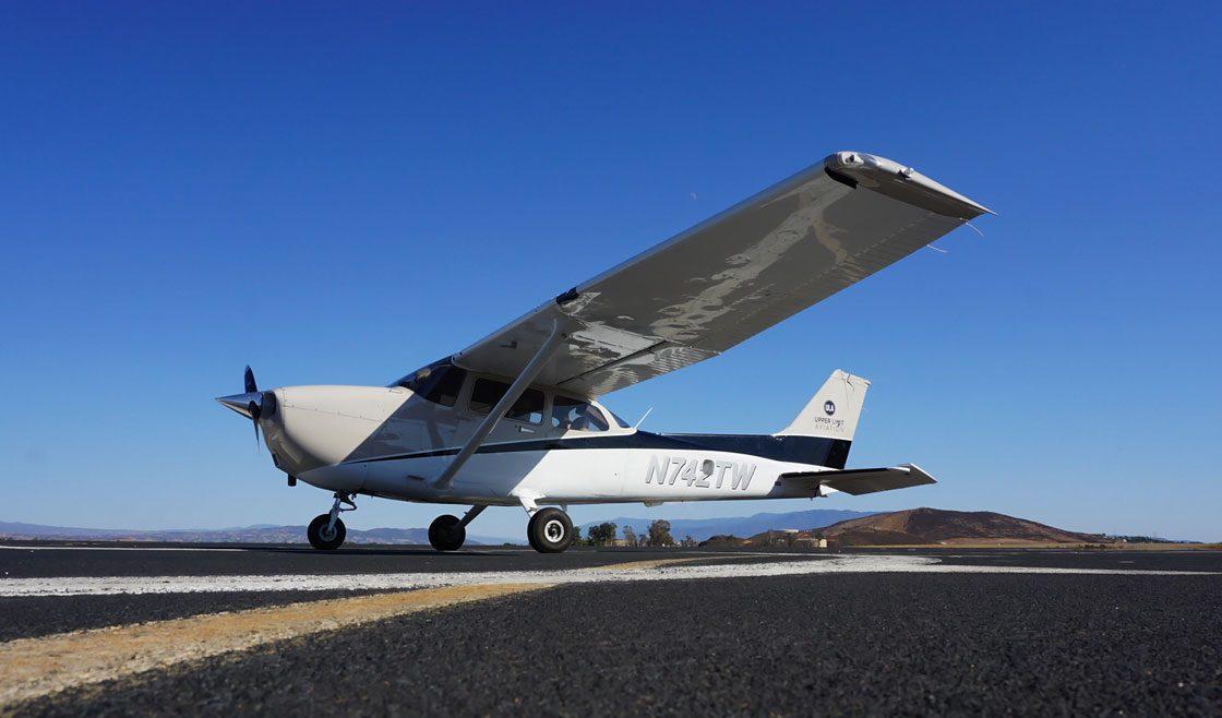 Cessna 172 Skyhawk Upper Limit Aviation